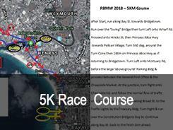 5K Race Course