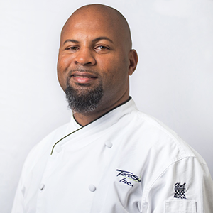 Chef Michael Hinds
