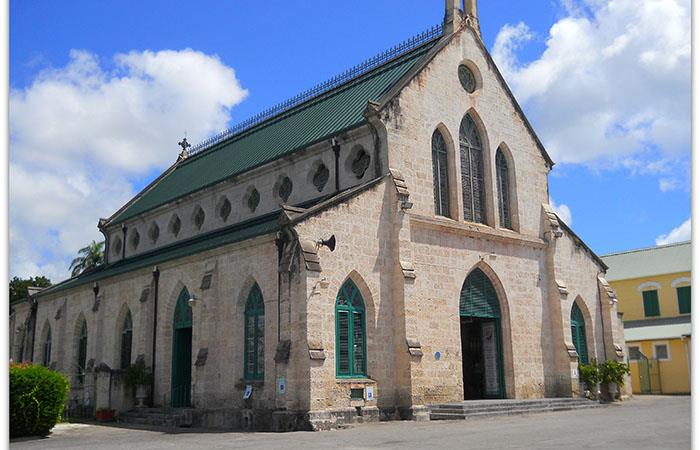 Eglise catholique romaine St. Patrick