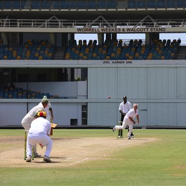 CRICKET IN BARBADOS