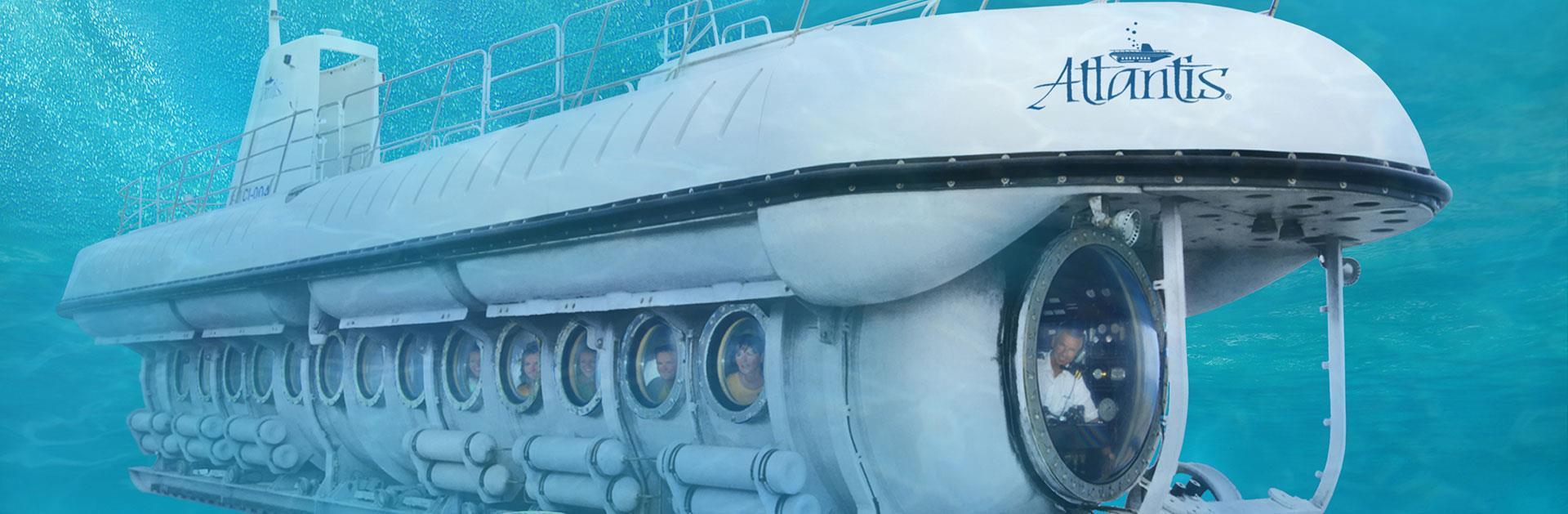 Atlantis Submarines Barbados For a Glimpse of Underwater Caribbean