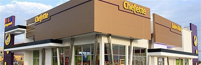 Restaurante Chefette - Fontabelle