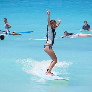 Barry's Surf Barbados