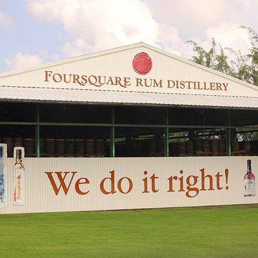 The Foursquare Rum Factory and Heritage Park