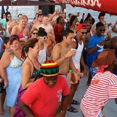 Jolly Roger Taste of the Caribbean Dinner Dance and Show