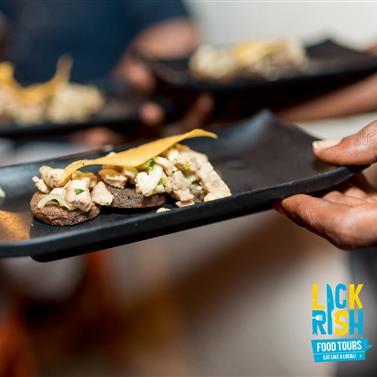 Tour gastronomici Lickrish