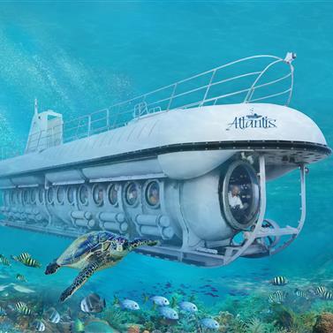 Atlantis ubåtar