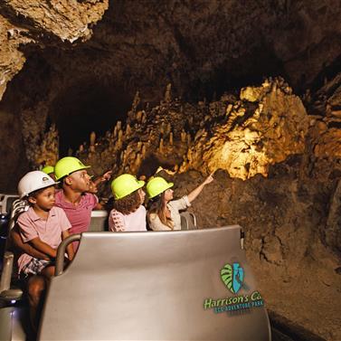 Harrison's Cave Eco-Adventure Park