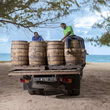 The West Indies Rum Distillery