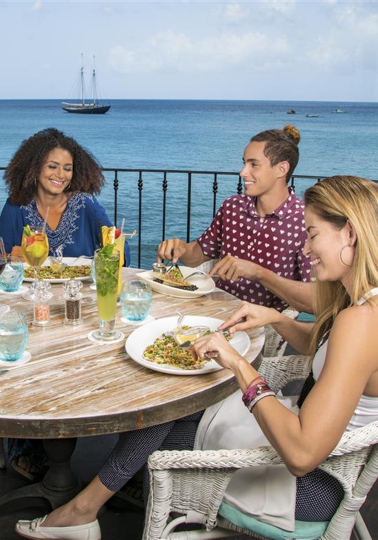 Ein Leitfaden für Anfänger zum Essen auf Barbados