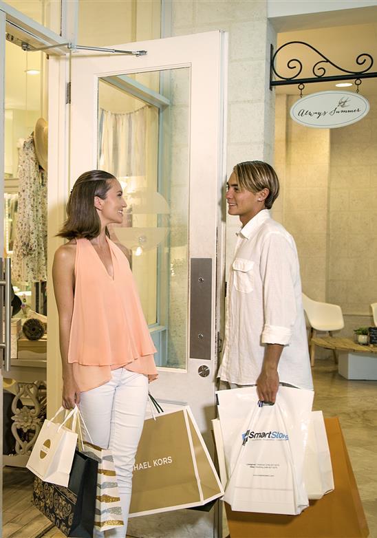 Shopping Barbados' Malls