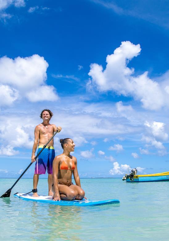 Esportes aquáticos Bajan - algo para todos