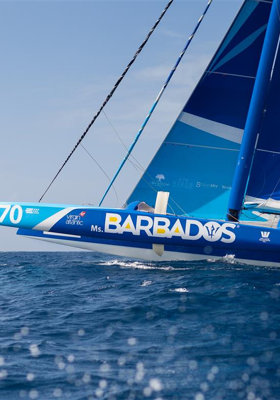 The Round Barbados Regatta
