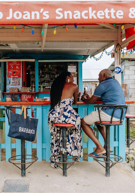 The Barbados Rum Shop