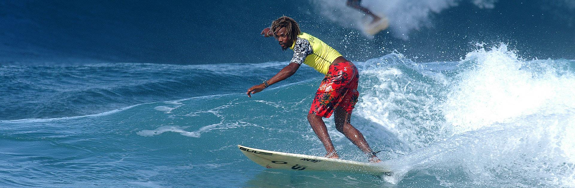 Barbados Independence Pro Surf Festival