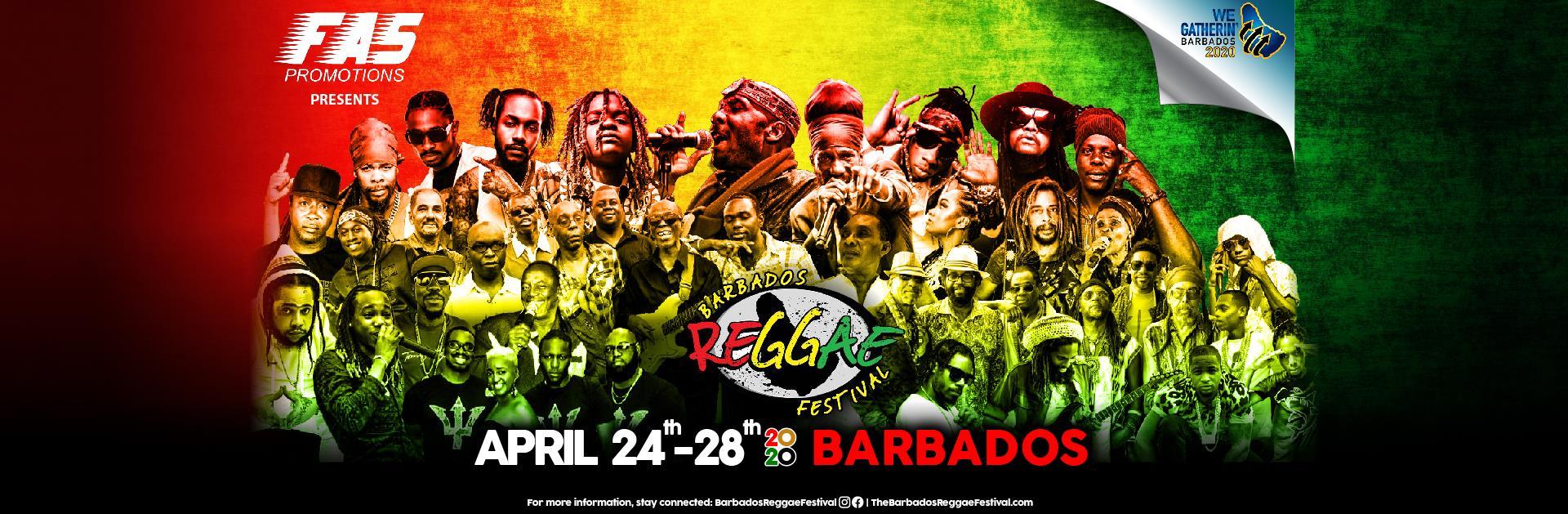 barbados reggae festival 2020