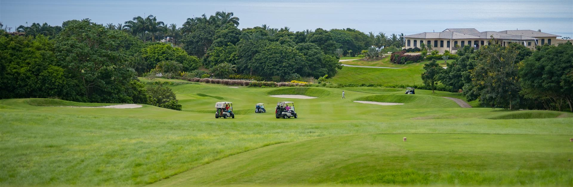 Excursion de jazz et tournoi de golf à la Barbade