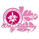 80th aniversário Orchid Showbds