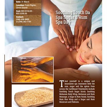 Soothing Touch Day Spa Barbados
