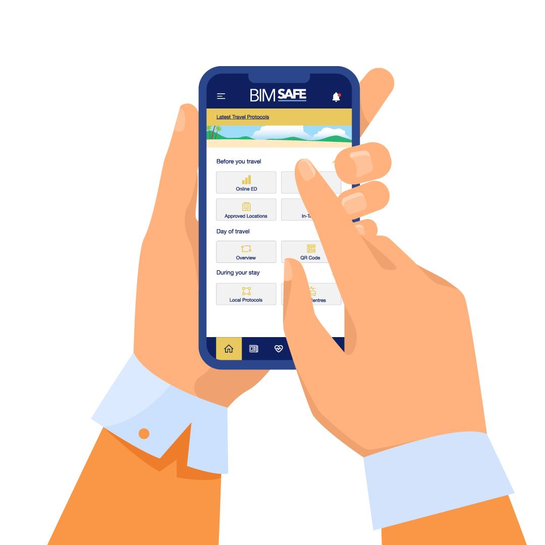 BIM safe app