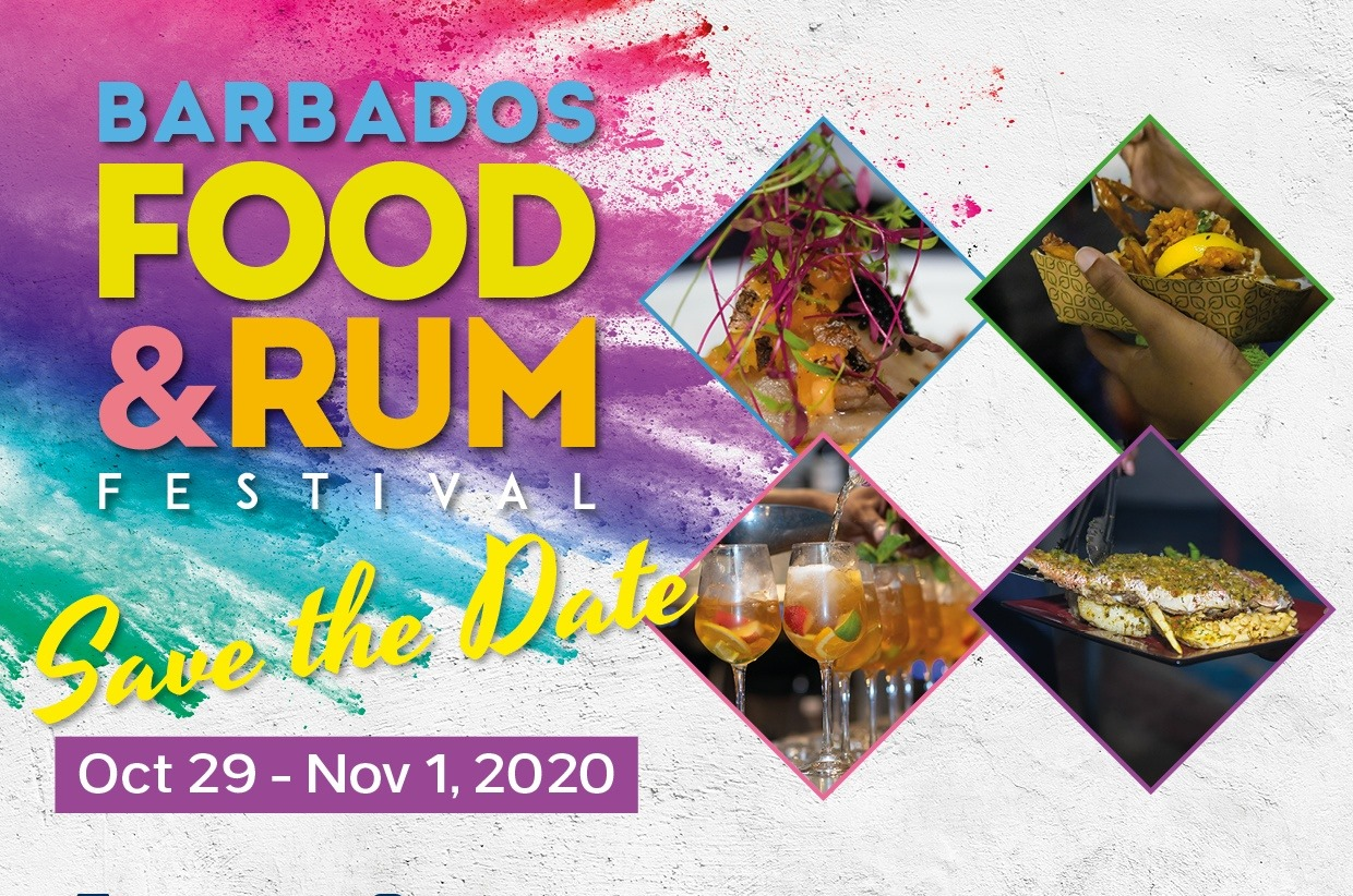 Food & Rum Festival 2020 Save the Date