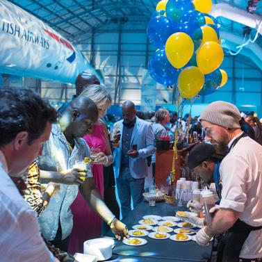 Barbados Food and Rum Festival 2016