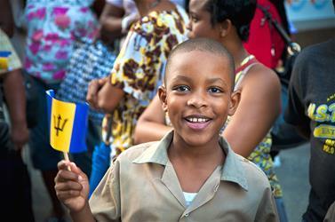 Lançamento da Independência de Barbados na 50ª