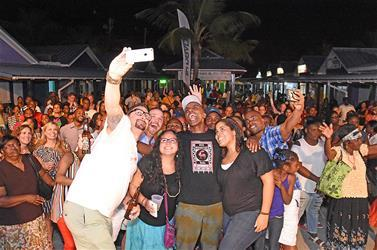 FOOD & WINE AND RUM FESTIVAL 2015