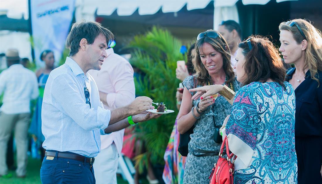 Barbados Food Festival 2015 Image