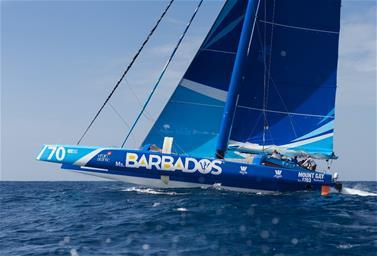 81st Mount Gay Regatta - Race Around Barbados