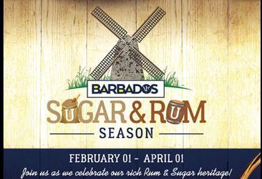 NEW! - The Barbados Sugar & Rum Season