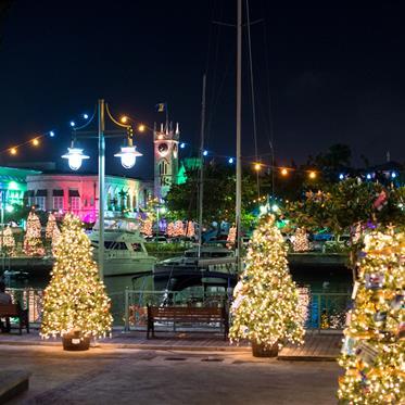 Boas Festas de Barbados